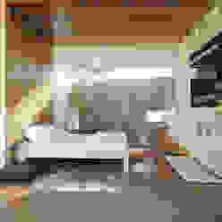 Recamara Principal 21arquitectos Dormitorios minimalistas