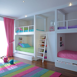 Modern nursery/kids room by homify Modern Wood Wood effect