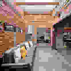 osmose cw Casa100 Arquitetura Espaços comerciais industriais