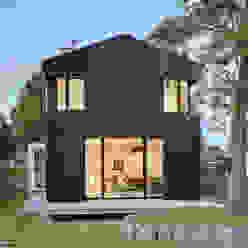 Möhring Architekten Toiture à deux versants