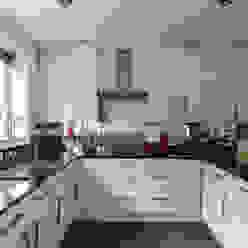 Chiswick Quay Modern kitchen by Rousseau Modern