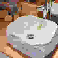 Diverses Modern Moderne Badezimmer von Lallerdesign Modern Granit