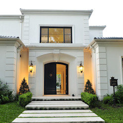 Casa Tortugas Casas modernas: Ideas, imágenes y decoración de JUNOR ARQUITECTOS Moderno