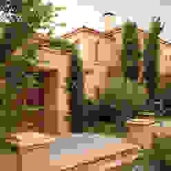 Casa Martindale JUNOR ARQUITECTOS Casas clásicas