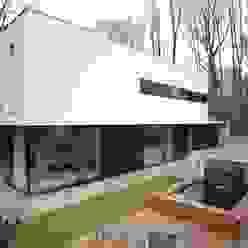 Einfamilienhaus Starnberg Moderne Häuser von Huaber & more Modern