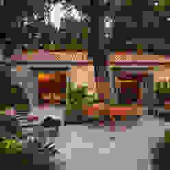 Marina Linhares Decoração de Interiores Tropical style garden