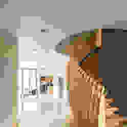 Princes Way Frost Architects Ltd Ingresso, Corridoio & Scale in stile moderno