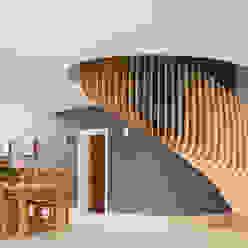 Princes Way Frost Architects Ltd Hành lang, sảnh & cầu thang phong cách hiện đại