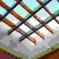 CASA CAR Balcones y terrazas modernos de Imativa Arquitectos Moderno