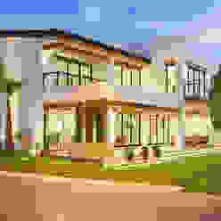 CASA CAR Casas modernas de Imativa Arquitectos Moderno