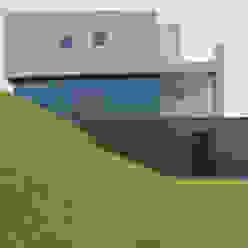 Casas de estilo moderno de Waterstudio.NL Moderno
