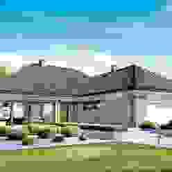 Pracownia Projektowa ARCHIPELAG Дома в стиле модерн