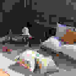 Terraço Campo de Ourique Varandas, marquises e terraços modernos por Rita Salgueiro - Full Ideas Moderno