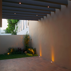 Modern walls & floors by fc3arquitectura Modern Pottery