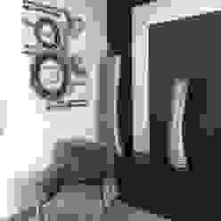 modern  by ARKIZA ARQUITECTOS by Arq. Jacqueline Zago Hurtado   , Modern Textile Amber/Gold