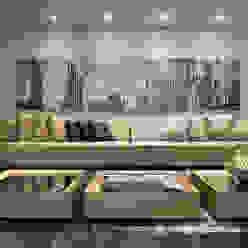 Moderne woonkamers van Lider Interiores Modern