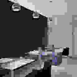 BRINDIS Pujol Iluminacion Estudios y despachos de estilo moderno