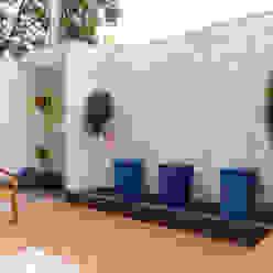 Residência Jardim Avelino LAM Arquitetura | Interiores Jardins modernos