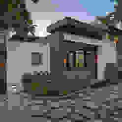 Juanapur Farmhouse monica khanna designs JardinesDecoración y accesorios