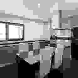 ML House JPS Atelier - Arquitectura, Design e Engenharia Cozinhas modernas