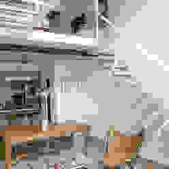 Comedor Comedores escandinavos de MeMo arquitectas Escandinavo