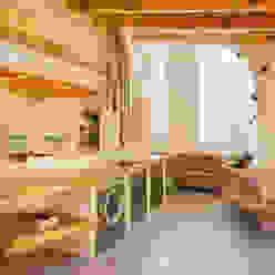 pedro quintela studio Кухня Дерев'яні