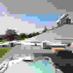 VILLA HOLLYWOOD Moderner Spa von LEE+MIR Modern