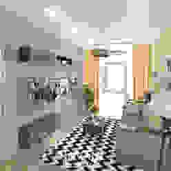 Skandinavische Wohnzimmer von Giovani Design Studio Skandinavisch