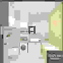 Skandinavische Badezimmer von Giovani Design Studio Skandinavisch