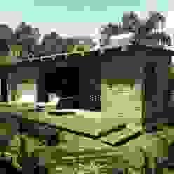 GET ARQUITECTURA Casas de estilo rural