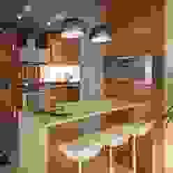 Nowoczesna kuchnia od GarDu Arquitectos Nowoczesny