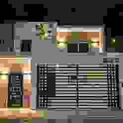 Casa AT Cenit Arquitectos Casas modernas