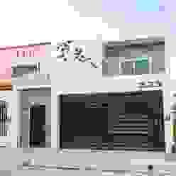 Moderne Häuser von Cenit Arquitectos Modern