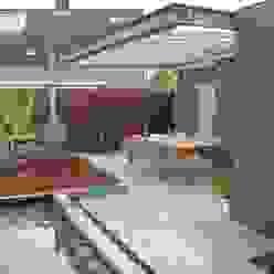 Jardines de estilo moderno de Hoveniersbedrijf Guy Wolfs Moderno