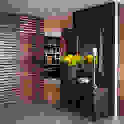 Basch Arquitectos Salas de estar modernas
