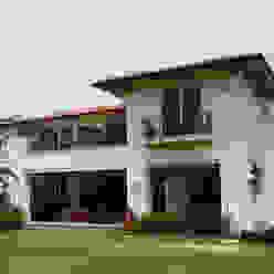Casa El Campanario- Boué Arquitectos Casas rústicas de Boué Arquitectos Rústico