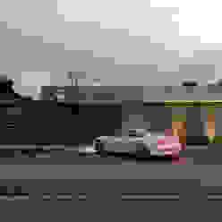 Casa MO TNGNT arquitectos Casas modernas