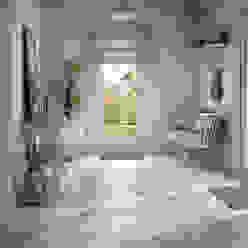 Corridor & hallway by Equipe Ceramicas,