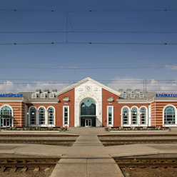 facade Classic airports by VALENTIROV&PARTNERS Classic