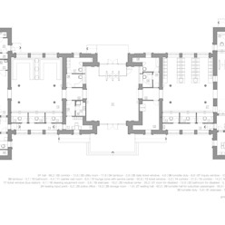 ground floor planning: classic  by VALENTIROV&PARTNERS, Classic
