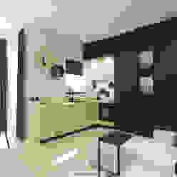 Cucina in stile scandinavo di And Interior Design Scandinavo