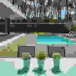 Moderne Pools von INAIN Interior Design Modern