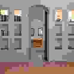 Nowoczesna sypialnia od Rita Mody Joshi & Associates Nowoczesny