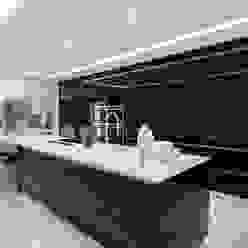 Beleza não é casual Cozinhas minimalistas por FABRI Minimalista