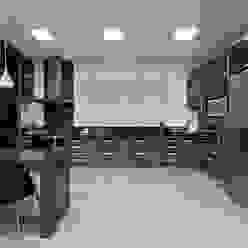 Cozinha Cozinhas minimalistas por Livia Martins Arquitetura e Interiores Minimalista