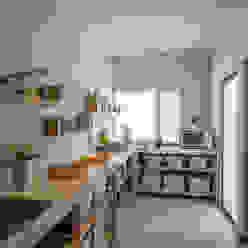 ROMERO DE LA MORA Cocinas modernas