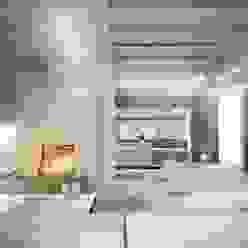 Moderne Wohnzimmer von Giuseppe DE DONNO - architetto Modern