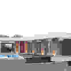 Moradia em Caldas da Rainha SOUSA LOPES, arquitectos Casas modernas