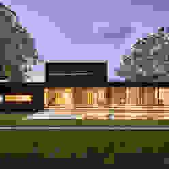 Modular home in Berry, NSW Minimalistische Häuser von Modscape Holdings Pty Ltd Minimalistisch