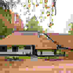 Casas de estilo moderno de Maas Architecten Moderno